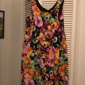Magnificent sleeveless dress